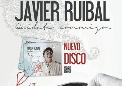 Javier Rubial – Espectáculo «Quédate conmigo»