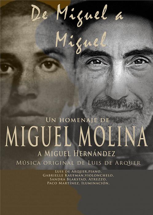 Homenaje a Miguel Molina - MaManager
