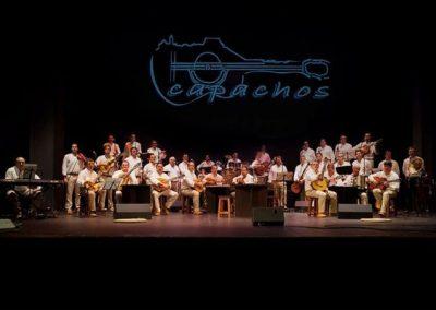 GRUPO CAPACHOS – ESPECTÁCULO «EL VIAJERO»
