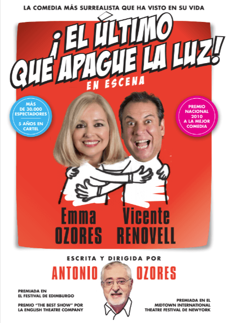 Enma Ozores - Comedia - MaManager