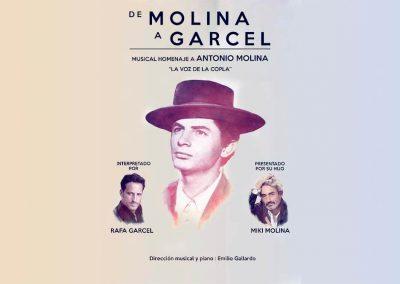 RAFA GARCEL – HOMENAJE A ANTONIO MOLINA