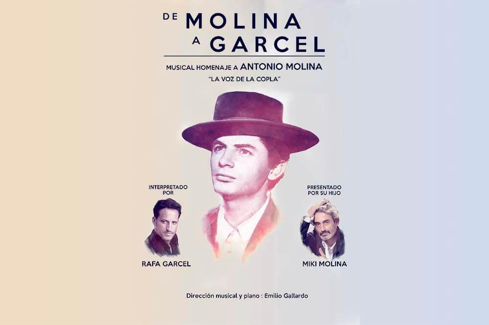 Homenaje a Antonio Molina - Copla - MaManager