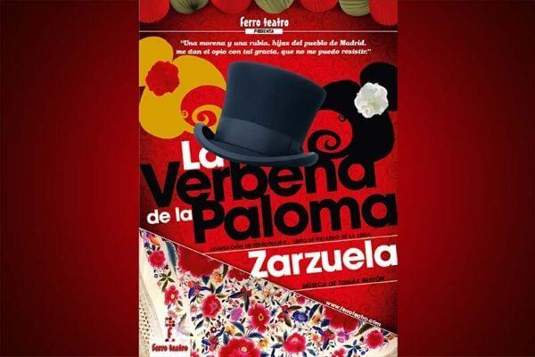 La Verbena de la Paloma - FerroTeatro - MaManager