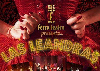 FERRO TEATRO – ESPECTÁCULO «LAS LEANDRAS»