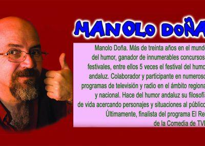 MANOLO DOÑA