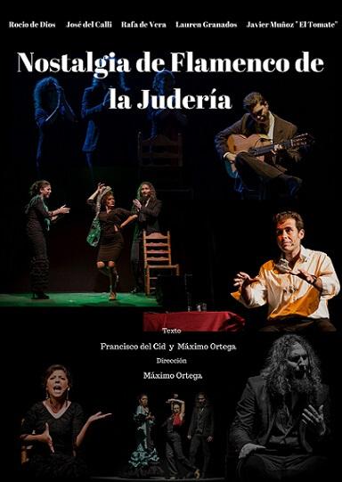 Nostalgia de Flamenco de la Judería - MaManager