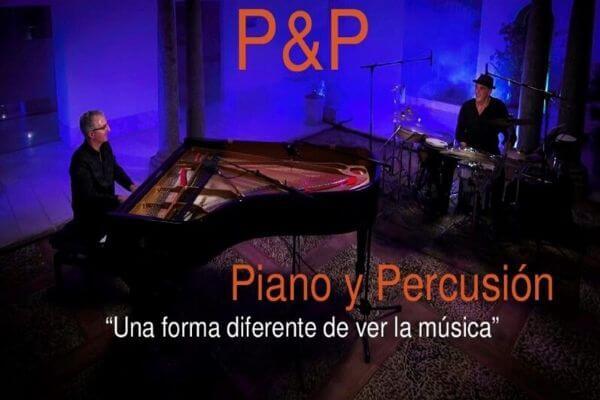 Piano y Percusión - MaManager