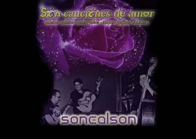 TRÍO SONCALSON – ESPECTÁCULO «SON CANCIONES DE AMOR»