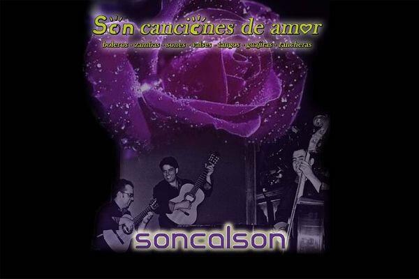 Soncalson - Son Canciones de Amor- MaManager