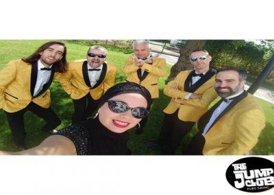 The Jump Club – ESPECTÁCULO: « ¡¡¡ Tu banda de Swing !!! »